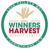 Winners Harvest Worship Center Logo